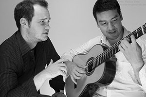 Duo Tristan Angenendt / Takeo Sato